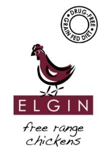 elgin free range chicken